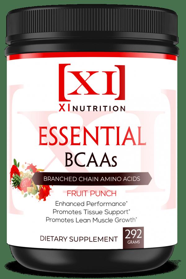 ESSENTIAL BCAAs FRUITPUNCH